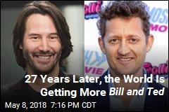 27 Years Later, 3rd Bill and Ted Movie Is Coming