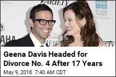 Geena Davis' 4th Marriage Ends After Nearly 17 Years