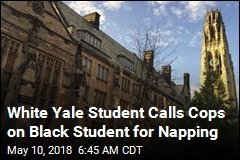 White Yale Student Calls Cops on Black Student for Napping