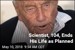 Scientist, 104, Ends His Life as Planned