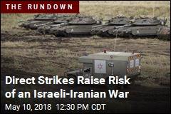'Shadow War' Between Israel, Iran Gets Very Real