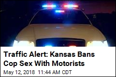 New Kansas Cop Law: No Sex With Detainees