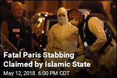 Fatal Paris Stabbing Claimed by Islamic State