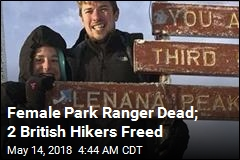 Kidnappers Free 2 British Hikers, but Park Ranger Dead