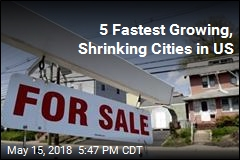 The US Cities Shrinking Faster Than All Others