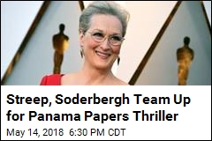 Meryl Streep to Appear in Film on Panama Papers Scandal