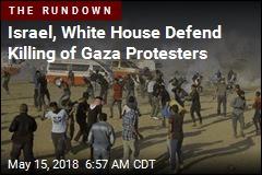 White House Blames Hamas for 59 Deaths at Gaza Border