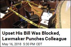 Lawmakers Get Into Bar Fight Over Legislation Disagreement