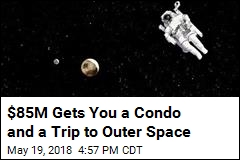 $85M Gets You a Condo and a Trip to Outer Space