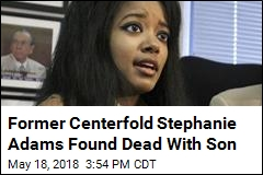 Former Playboy Centerfold and Son Found Dead