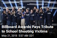 Billboard Awards Pays Tribute to School Shooting Victims