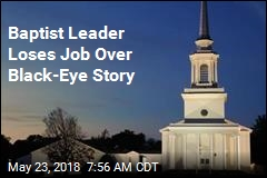 Southern Baptists Make Move on Leader Who Told Black-Eye Story