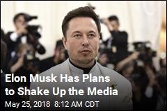 Journos Take Issue With Elon Musk's Plans for 'Pravda'