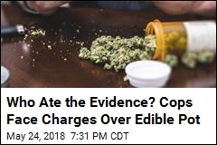 Cops Who Allegedly Ate Pot on Duty Face Charges