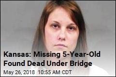 Body of Boy Missing Since February Found Under Bridge