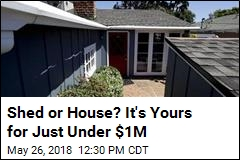 Laguna Beach: $1M Gets House the Size of a Garage