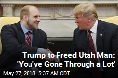 Freed Utah Man 'Overwhelmed With Gratitude'