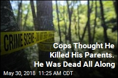For Months, Cops Thought He Killed His Parents. He Was Dead All Along