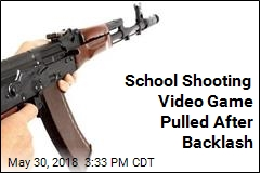 After Outcry, School Shooting Video Game Pulled
