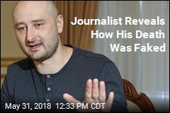 Journalist Reveals How His Death Was Faked