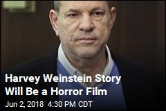 Harvey Weinstein Story Will Be a Horror Film