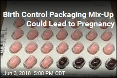 Birth Control Packaging Mix-Up Could Lead to Pregnancy