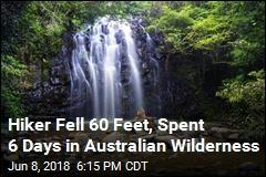 Korean Hiker Spends 6 Days in Australian Wilderness