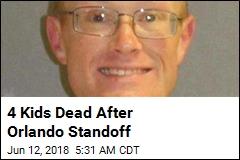 4 Kids Dead After Orlando Standoff