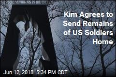 As Part of Trump-Kim Agreement, Remains of US Soldiers Could Come Home
