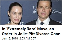 Judge to Jolie: Give Pitt Access to Kids or Risk Primary Custody