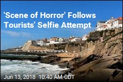 Apparent Selfie-Takers Die in 100-Foot Fall