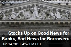 Stocks Up on Positive Data and Hands-Off Central Banks