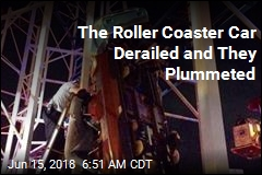 6 Hurt After Florida Roller Coaster Car Left Dangling