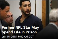 Former NFL Star May Spend Life in Prison