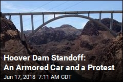 Man Busted After Hoover Dam Standoff