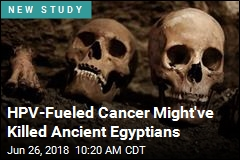 HPV-Fueled Cancer Might've Killed Ancient Egyptians