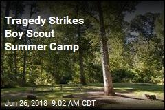 Boy Scout Killed by Falling Tree