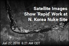 Report: North Korea Is Still Upgrading Reactor