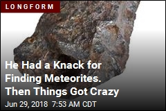 He Had a Knack for Finding Meteorites. Then Things Got Crazy