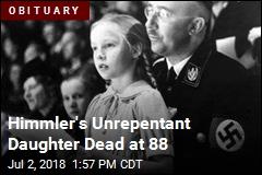 Himmler's 'Nazi Princess' Daughter Dead at 88