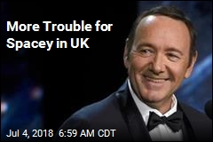 Sex Assault Complaints Against Spacey Double in UK