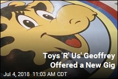 Zoo Has Job Offer for Unemployed Toys 'R' Us Mascot