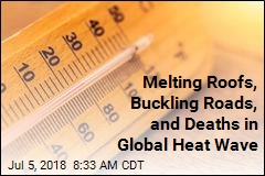 Feeling the Heat? So Is Much of the World
