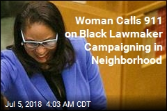 Cops Called on Black Lawmaker Canvassing in Own District