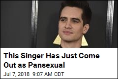 Panic! At The Disco Singer Comes Out as Pansexual