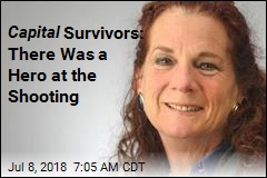 Capital Survivors: There Was a Hero at the Shooting