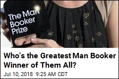 Who's the Greatest Man Booker Winner of Them All?