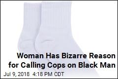 Woman Called Cops on Black Man Wearing Socks in Pool