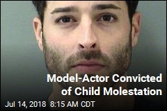 Model-Actor Convicted of Child Molestation