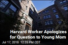 Harvard Staffer Sorry for 'Affordable Unit' Comment